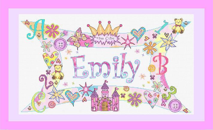 Little Girl Names
